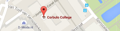 Corbulo College in Google Maps